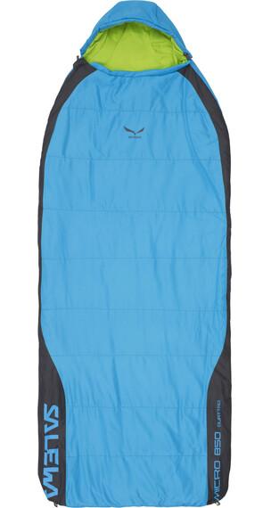 Salewa Micro 850 Quattro Śpiwór niebieski